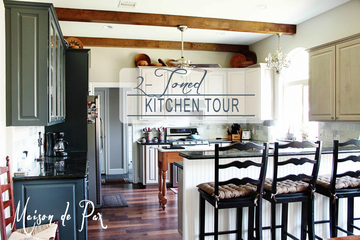Tour a Gorgeous Kitchen