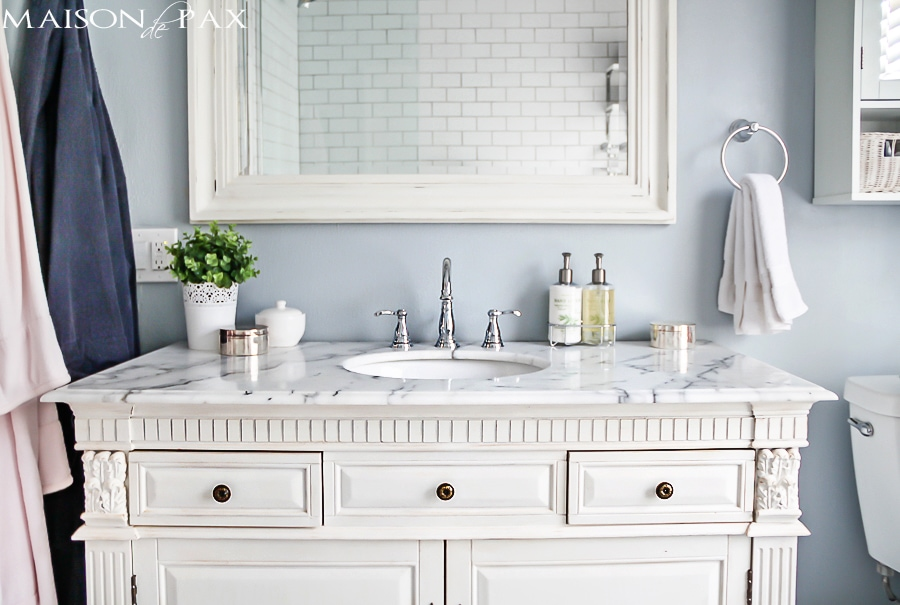 Great budgeting tips for bathroom remodel - Maison de Pax