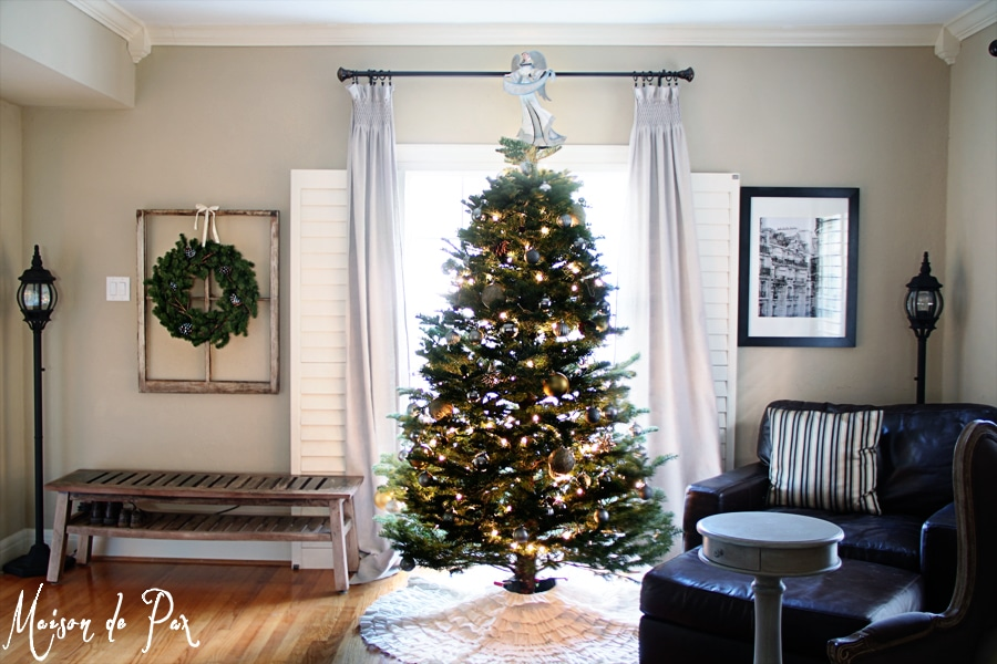 christmas living tree wall- Maison de Pax
