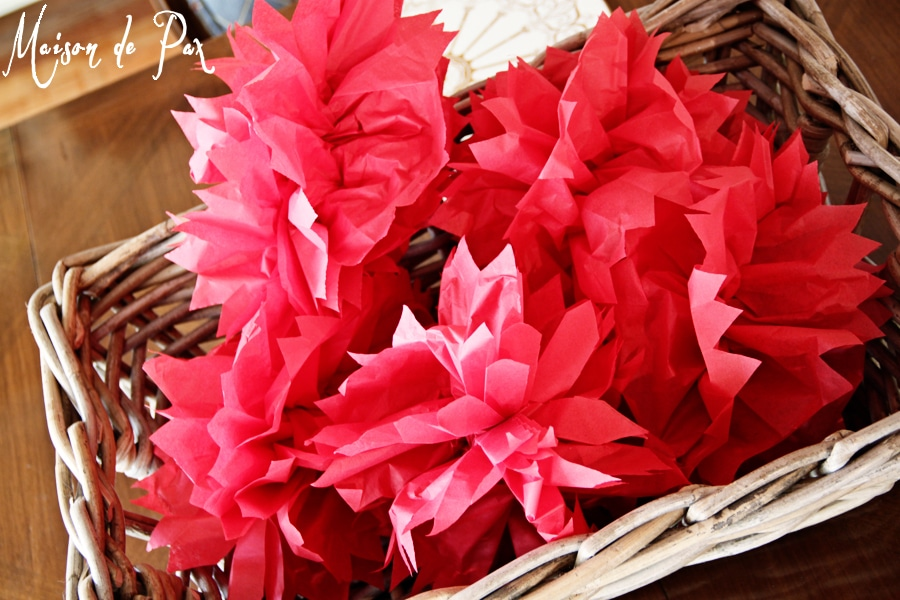 chinese new year pom poms