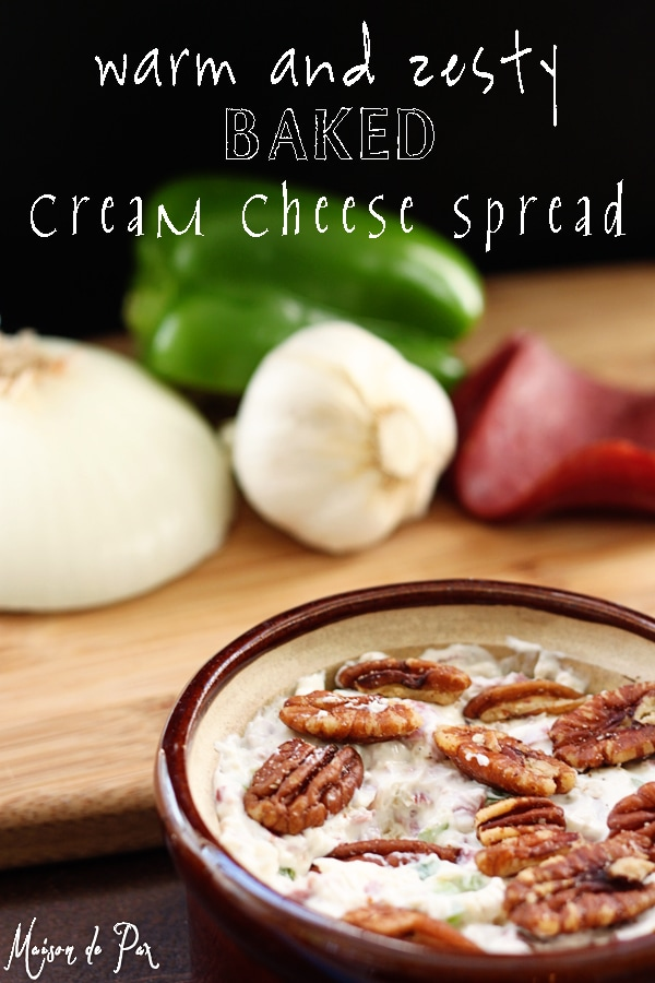 A super easy and delicious creamy dip - perfect for parties!