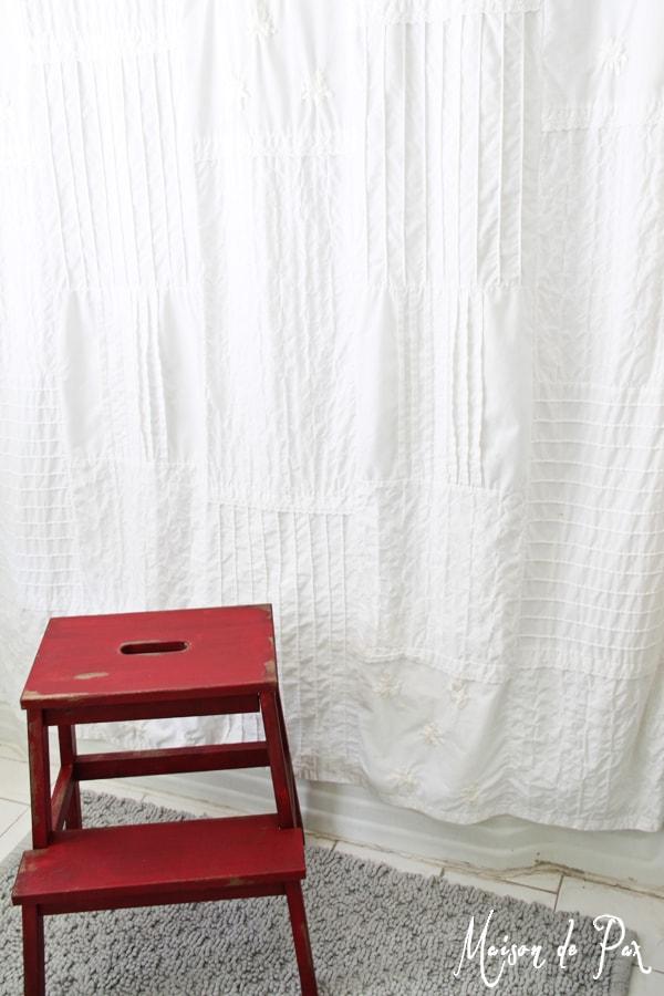 Shower curtains- Maison de Pax