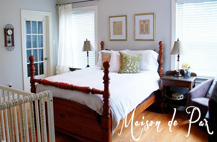 guest bed- Maison de Pax