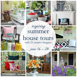 Summer House Tour button - Maison de Pax