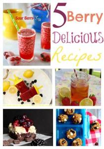 5 Berry Delicious Recipes (M&MJ #66)