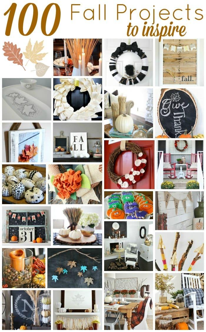 100 fall project ideas: decorating, diy, recipes, and more | maisondepax.com