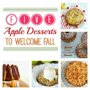 5 Apple Desserts to Welcome Fall (M&MJ #70)