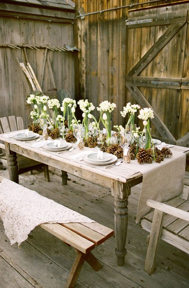 Beautiful collection of back porch inspiration via maisondepax.com