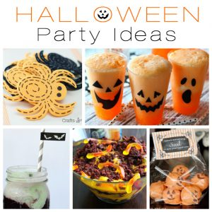 Adorable and creative! Halloween party ideas via maisondepax.com #party #halloween #fall