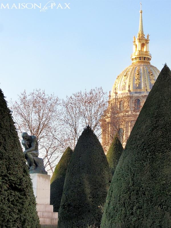 images of a french garden- Maison de Pax