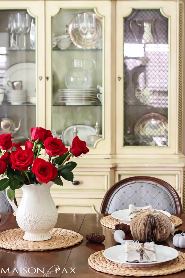 French Country Hutch and Dining Room- Maison de Pax