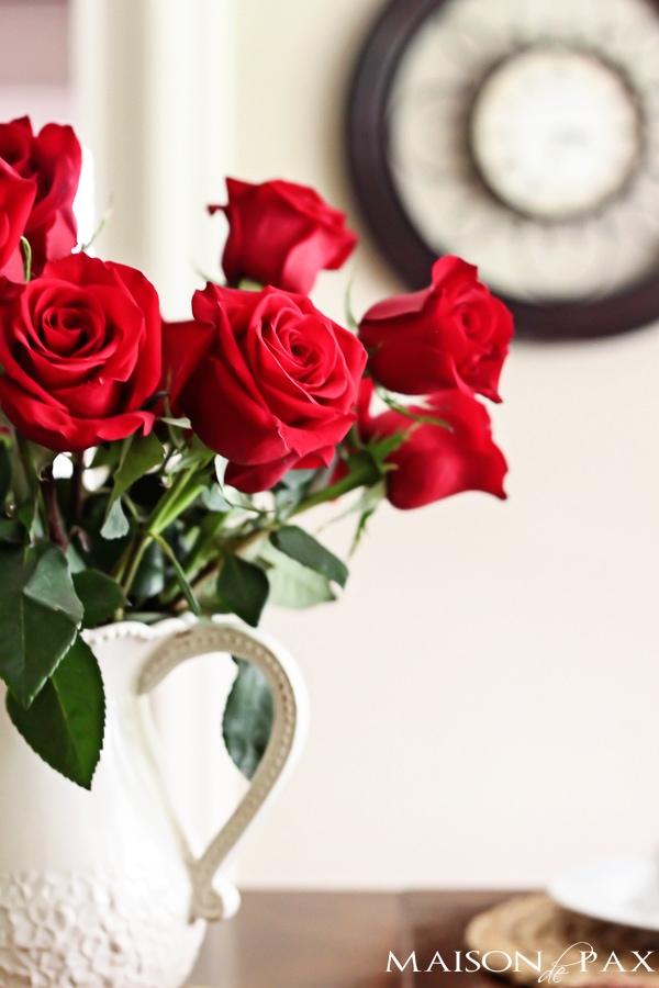 Red Roses- Maison de pax