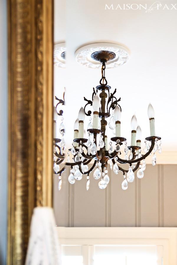 Romantic Vintage Chandelier - Maison de Pax
