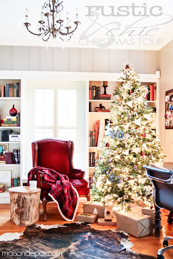Christmas Home Tour- Maison de Pax