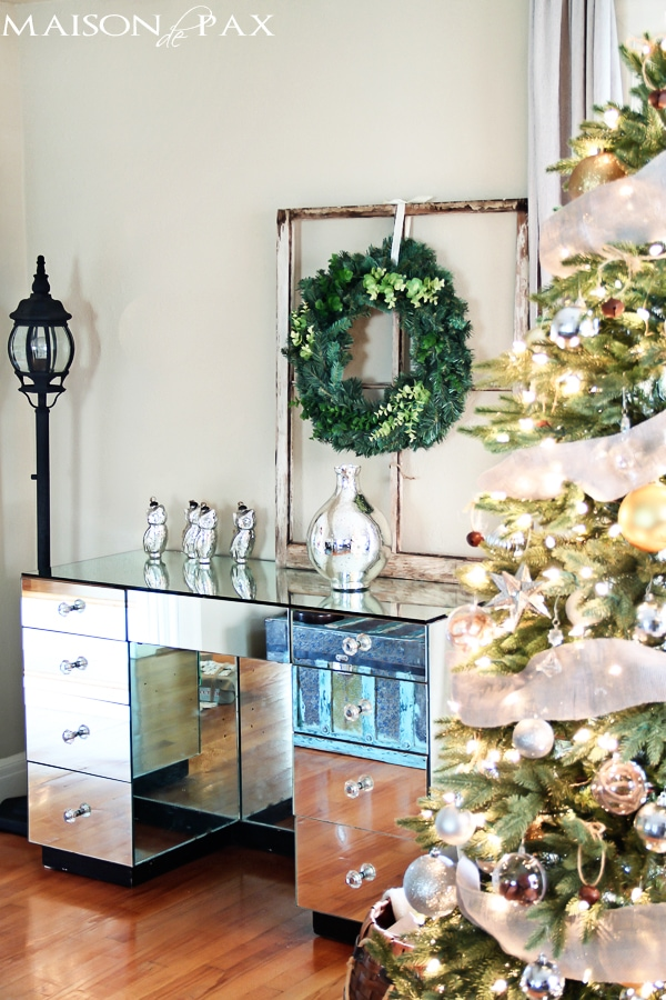 Gorgeous Christmas home tour full - Maison de Pax