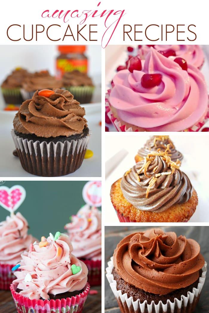 Amazing Cupcake Recipes