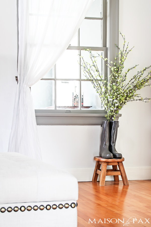 10 practical ways to freshen up your home for spring - Maison de Pax