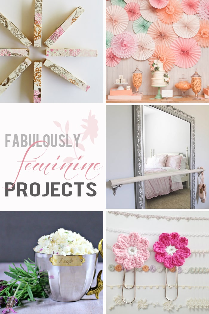 Fabulously Feminine Projects