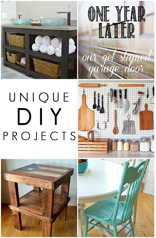 Unique diy projects maison de pax for Awesome diy projects