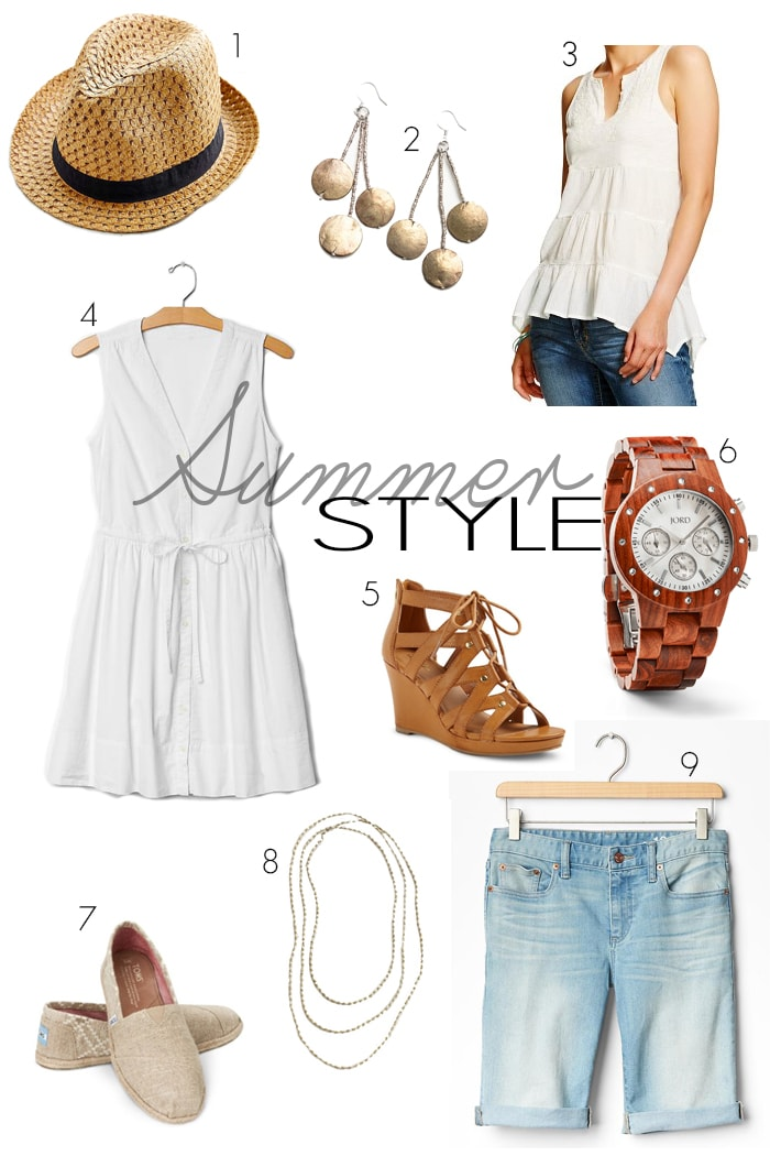gorgeous, casual yet sophisticated styles for summer | maisondepax.com