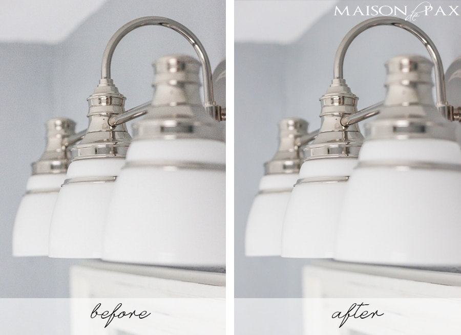 Lightroom editing tips for interior photography- Maison de Pax