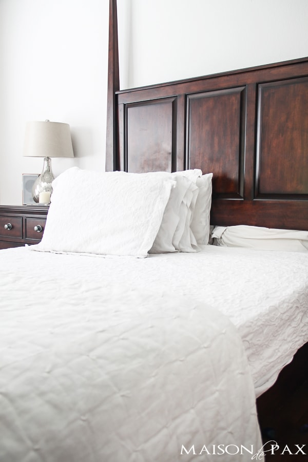 Pros and cons of a natural latex mattress... and where to buy an affordable one | maisondepax.com