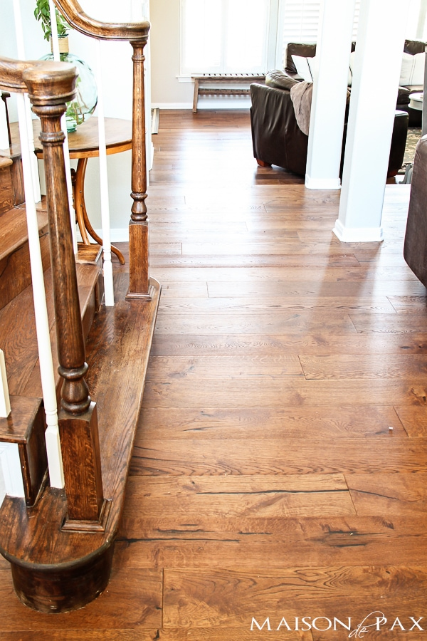 Gorgeous Wide Plank European Oak Floors The Perfect Brown And Just A Little Rustic