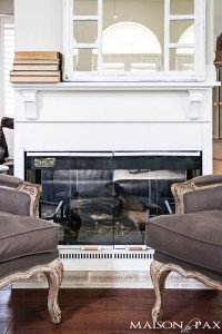 How to Build a Simple Mantel