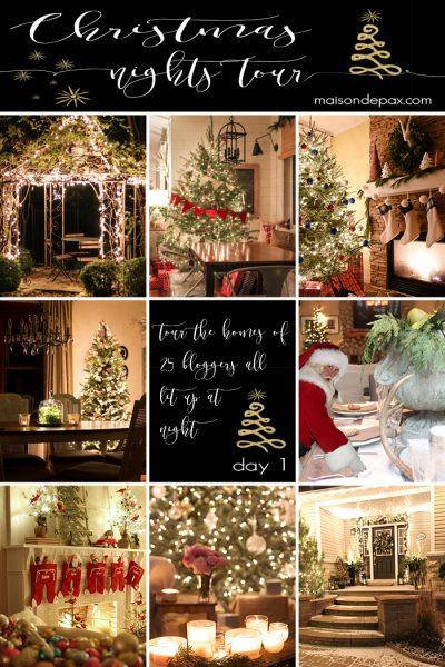 Christmas Nights Tour: Day 1