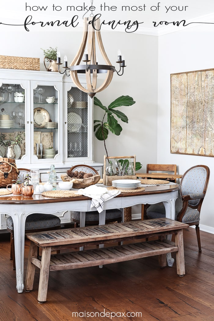 Bon I Love This Dining Room! These Are Wonderful Tips For Finding Ways To Use  Your
