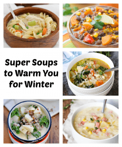 Hearty Soup Recipes for Winter