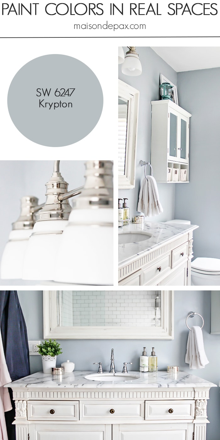 Krypton (SW 6247) by Sherwin Williams- Maison de Pax