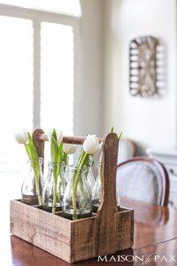 Easy Cut Flowers and 10 Modern Farmhouse Vases