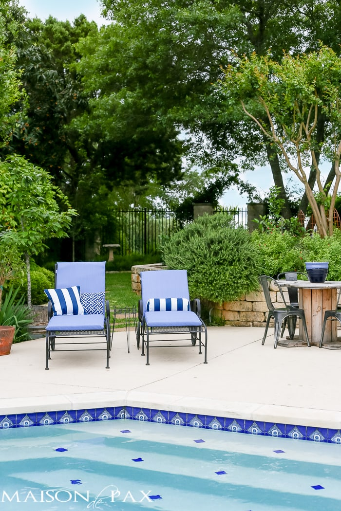 5 steps to getting your patio ready for summer | maisondepax.com