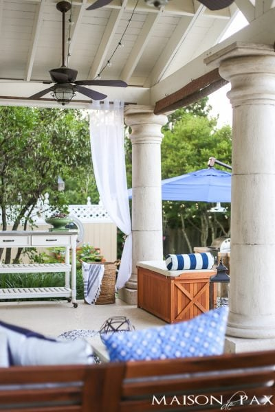 Large Backyard Design Ideas
