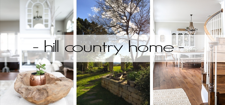 tour a gorgeous hill country home full of classic, farmhouse, and french influences as well as diy projects and decorating ideas