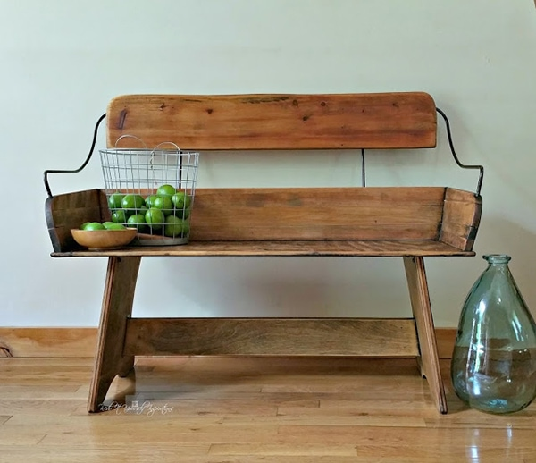 Carriage Bench | Redo It Yourself Inspirations