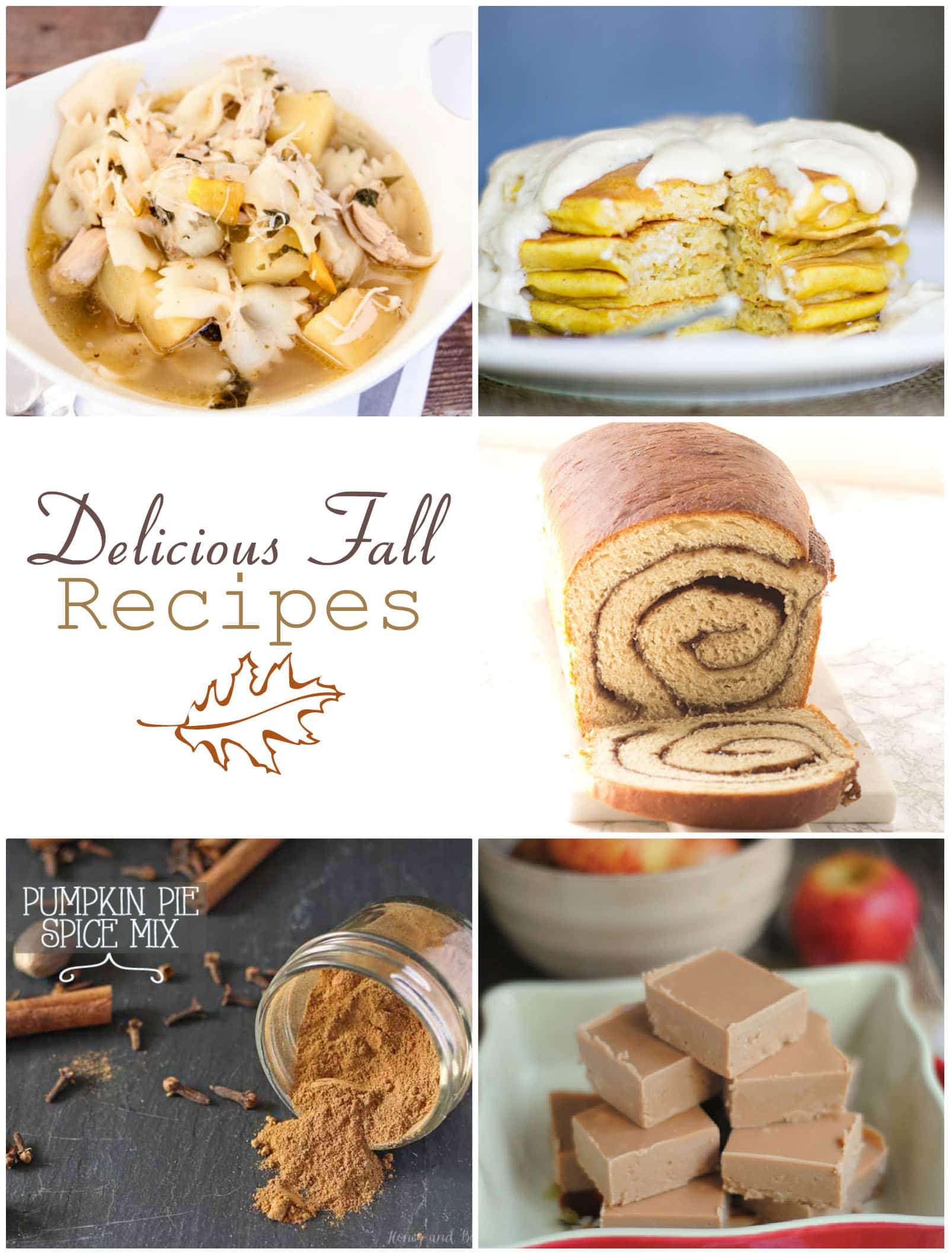 Delicious Fall Recipes Maison De Pax