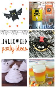 Cute, creative Halloween party ideas!