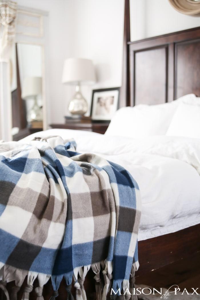 Master bedroom- Maison de Pax