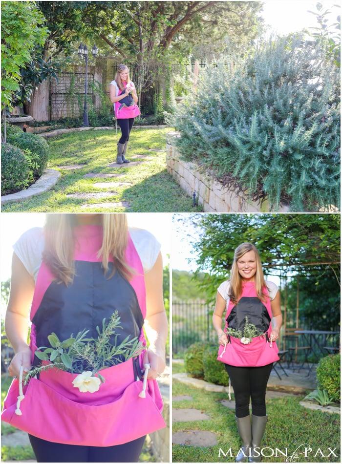 Gardening Apron- Maison de Pax