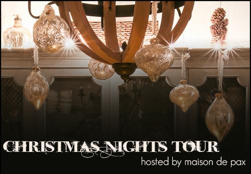 Christmas blog tour- Maison de Pax