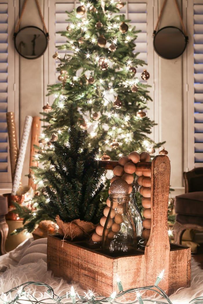 Christmas tree- Maison de Pax