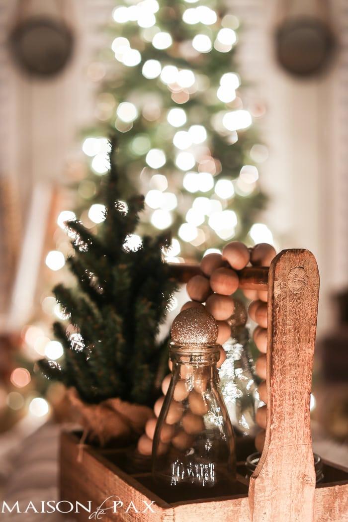 Christmas lights- Maison de Pax