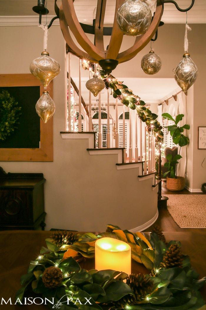 Christmas Decorating- Maison de Pax