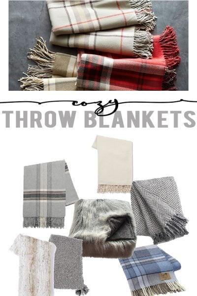 Cozy Throw Blankets