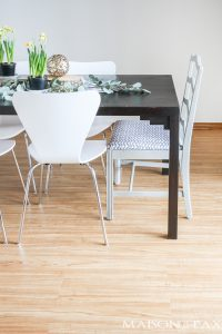 Vinyl Hardwood: The Perfect Affordable DIY Flooring