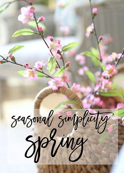 seasonal simplicity spring blogger tour- Maison de Pax