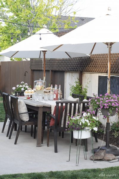 Outdoor Dining Inspiration