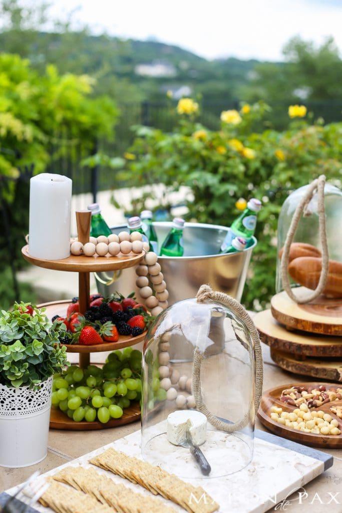 Outdoor Dining Ideas- Maison de Pax